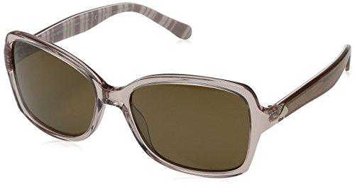 Kate Spade Women's Ayleenps Polarized Rectangular Sunglasses