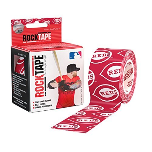 Rocktape Uncut Kinesiology Tape For Athletes – 2″ X 16.5′ Roll