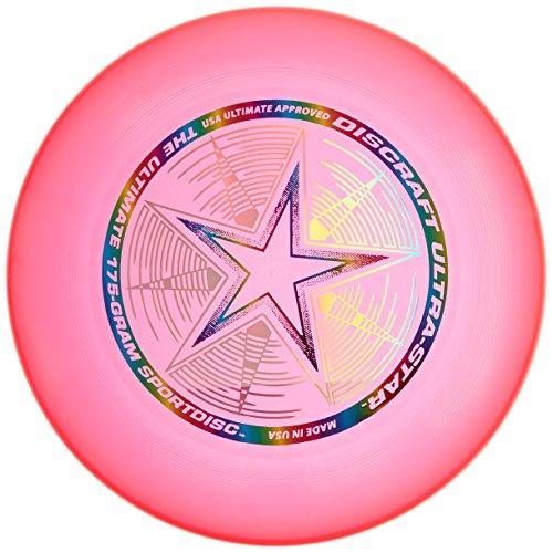 Discraft Ultra Star Sport Disc, Pink, 175g